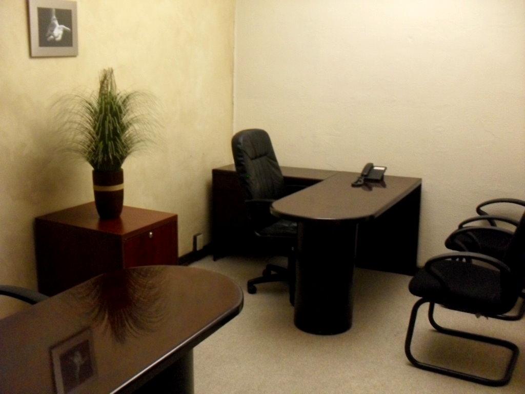 Centro de negocios renta de oficinas amuebladas en la for Oficinas compartidas